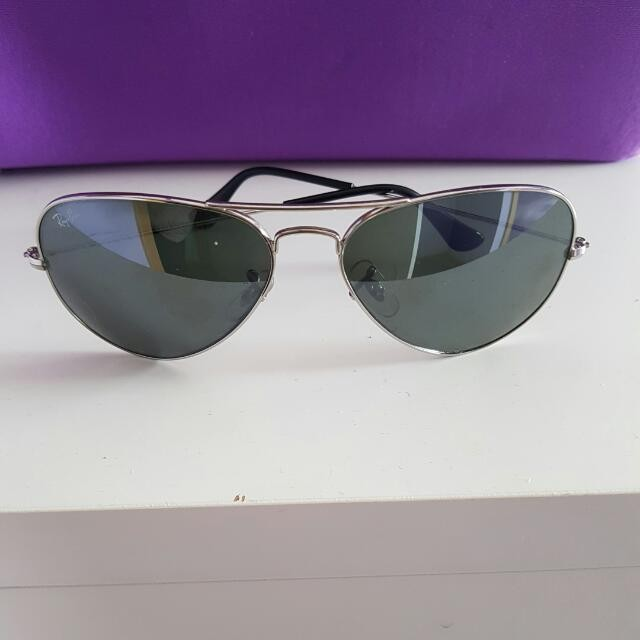 Rayban Aviator Sunglasses REAL
