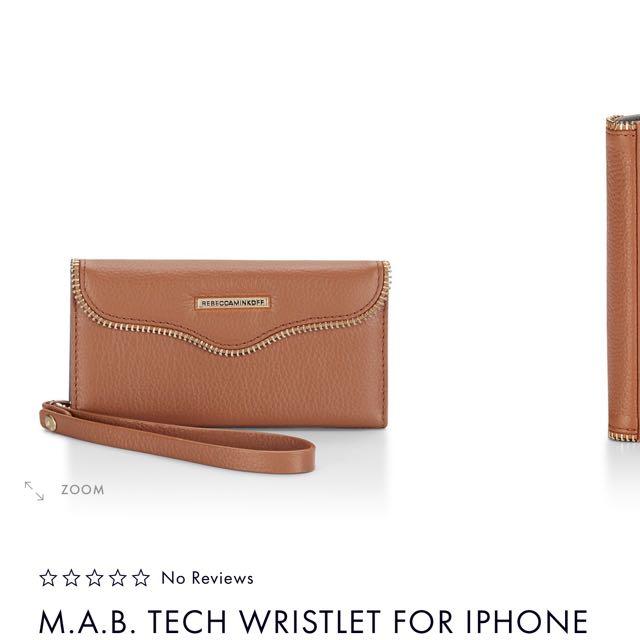 Rebecca Minkoff Phone Case/Wallet