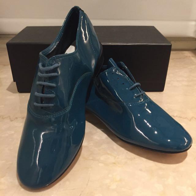 repetto 漆皮紳士鞋