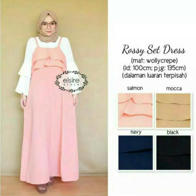Rossy Set Dress