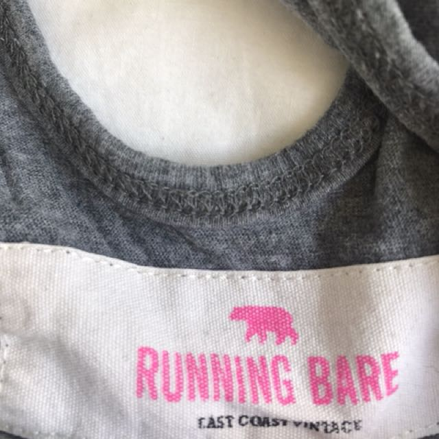 Running bare top