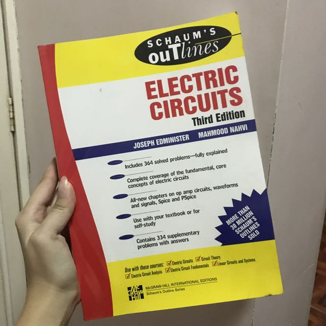 Schaum's Outlines- Electric Circuits