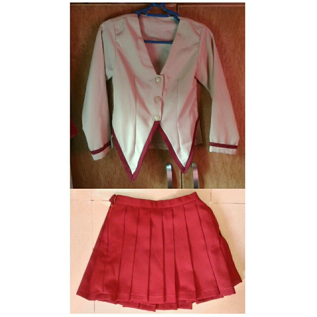 School Rumble Female Uniform