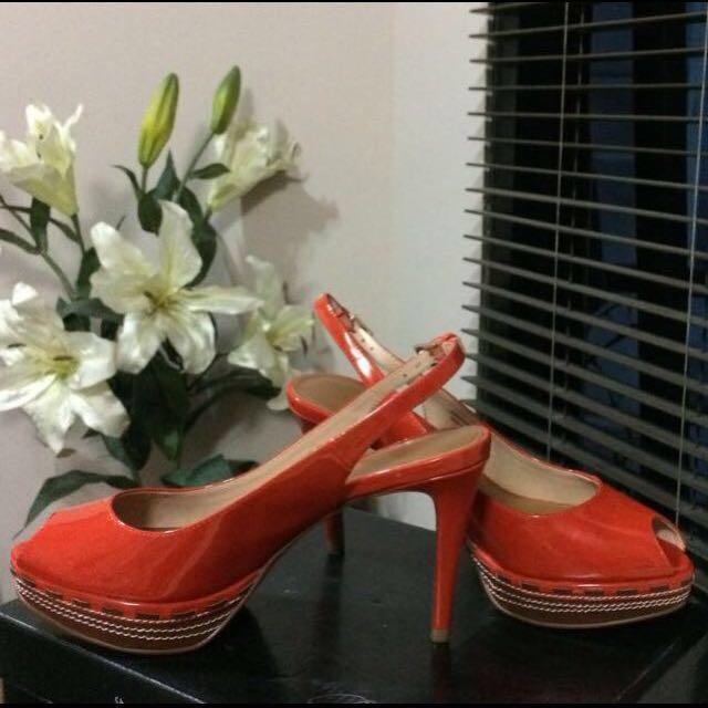 Sepatu Charles&Keith (Turuni harga Lagi)