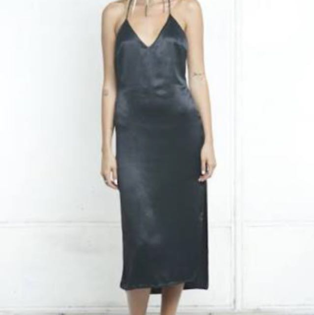 Shakuhachi Pfeiffer Split Dress Size 10