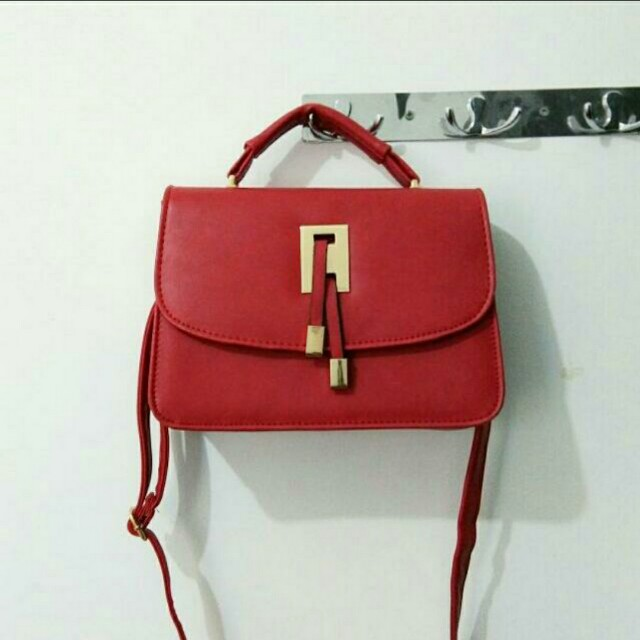 Slingbag Red