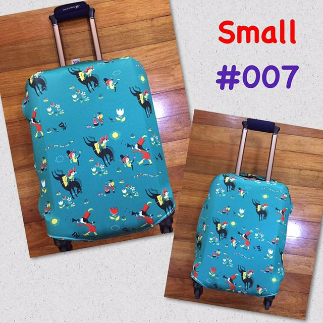 Small Luggage Cover BRAND NEW