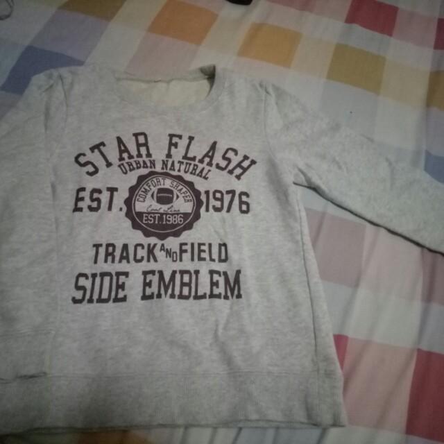 Sweater anak laki2 size 6-9 tahun