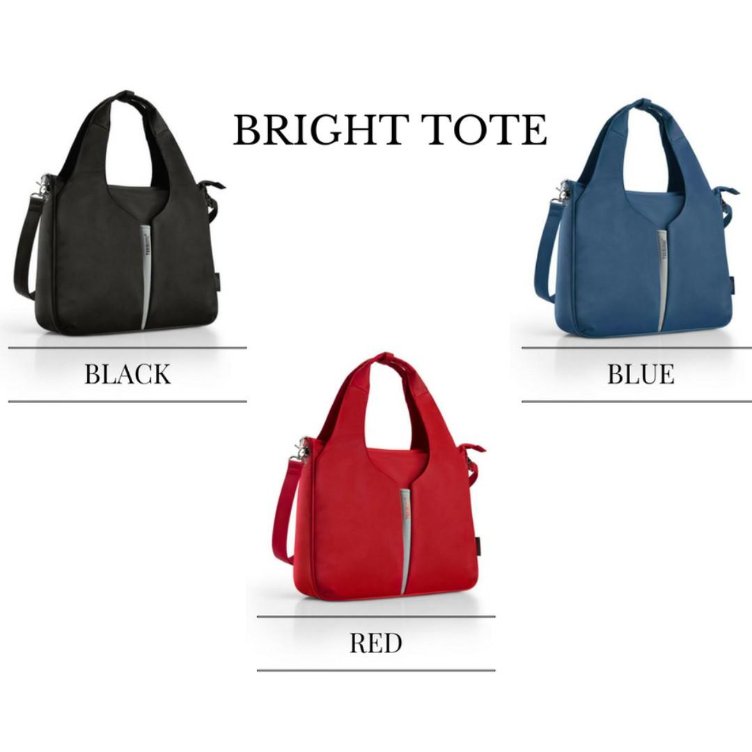 Terminus Bright Tote Bag 30 Handbag Automatic Led Light Womens Photo
