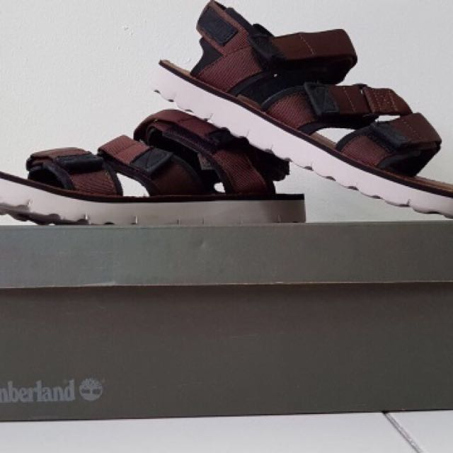 73bddc60554a TIMBERLAND Pierce Point Sandals BNIB