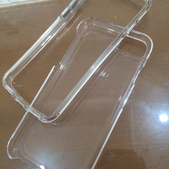 transparent casing (iphone 6/7/8)