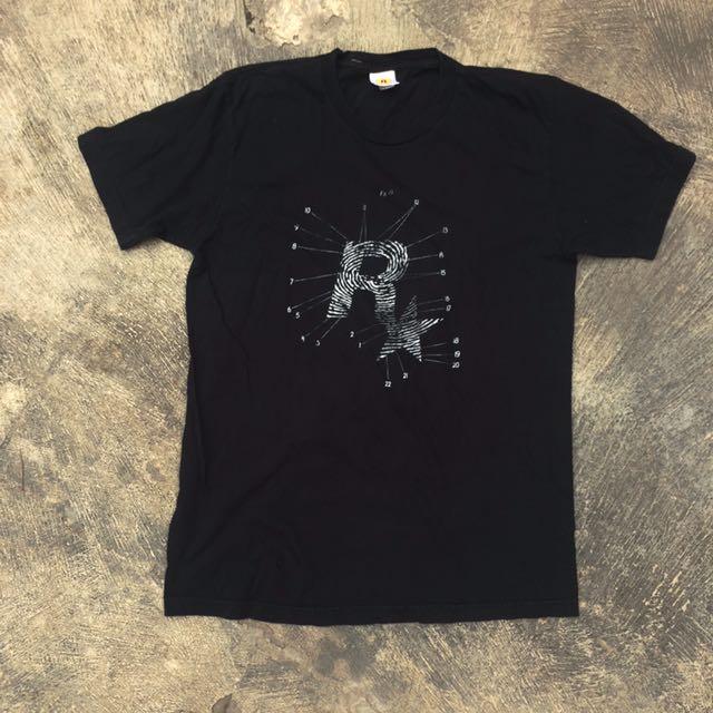 Tshirt reveletion