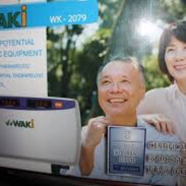 Waki high potential therapeutic equipment