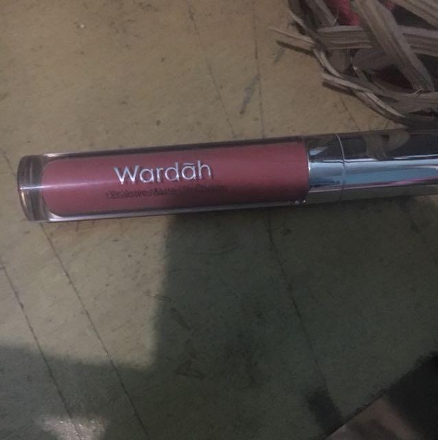 WARDAH LIPCREAM MATTE NO.05 SPEEACHLES