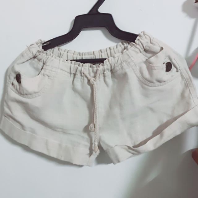 Wow休閒短褲