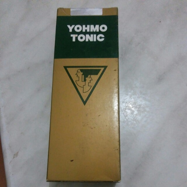 Yohmo Strong Hair Tonic