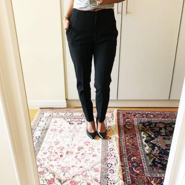 Zara Cuffed Pants