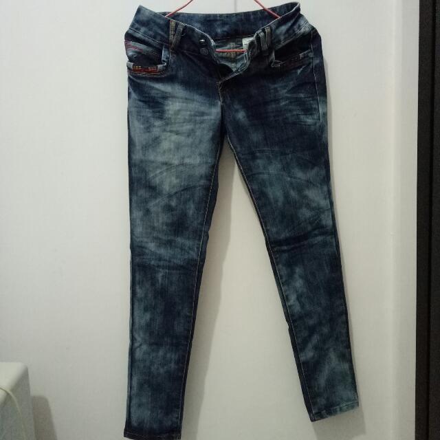zara jeans reprice