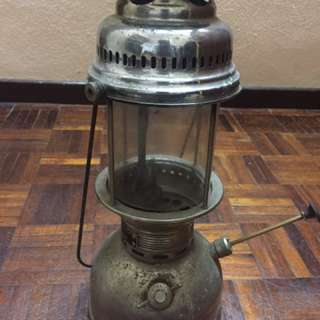 Petromax gasoline lamp