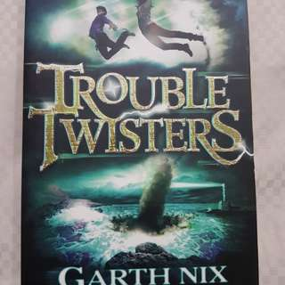 Trouble Twisters [book 1]