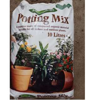 Potting Mix (Australia) for Planting