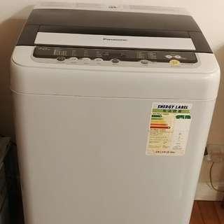 Panasonic 洗衣機 8成新