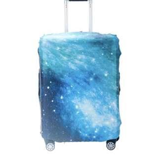 (全新)28吋 行李箱彈力保護套