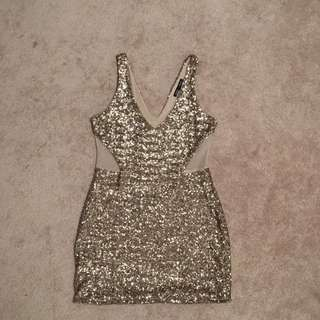 BeBe sequence dress-medium