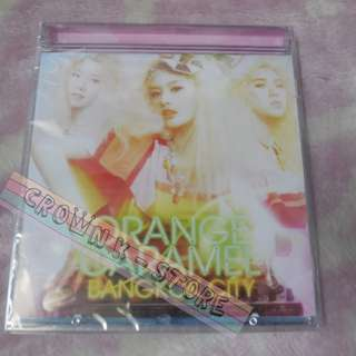 [CRAZY DEAL 50% OFF FROM ORIGINAL PRICE][READY STOCK]AFTER SCHOOL ORANGE CARAMEL KOREA SINGLE  ALBUM (NO POSTER) SEALED ! NEW!OFFICIAL ORIGINAL FROM KOREA (PRICE NOT INCLUDE POSTAGE)PLEASE READ DETAILS FOR MORE INFO