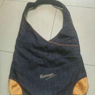 泰國Naraya牛仔布袋