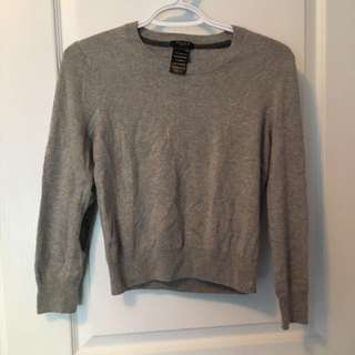 Talula cropped cashmere sweater