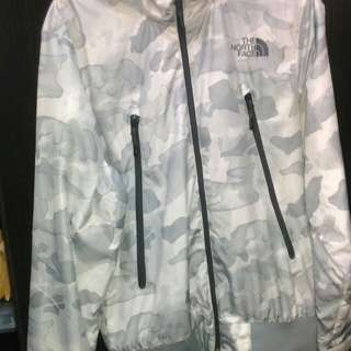 Authentic Camouflage Northface Jacket for Men