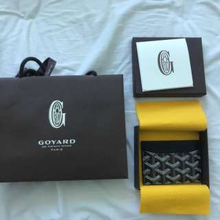 Goyard Cardholder