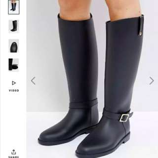 Asos rain boots/wellies