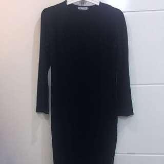 Mamibelle black dress