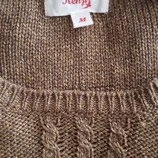 Kenji knit jumper/top M