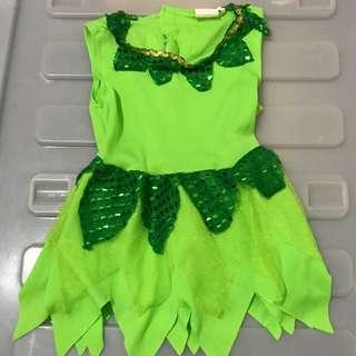 1yo Tinkerbell Dress