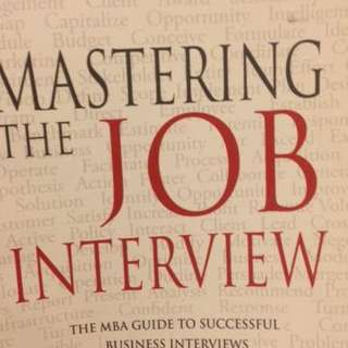 FREE: Mastering Business Interviews