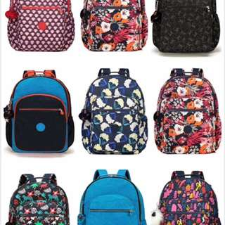 Kipling Backpack for primary school