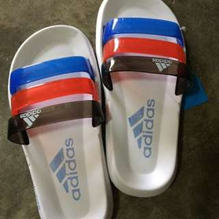 Adidas Triple Strap Slip On