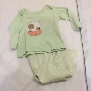 Mothercare pyjamas age 2 great condition