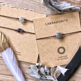 ✨Inspire Bracelets工作運&人緣&減壓天然石手鍊組
