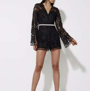 Mossman Pearl Playsuit