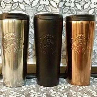 Stainless Starbucks Tumbler