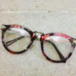 Kacamata floral karen walker