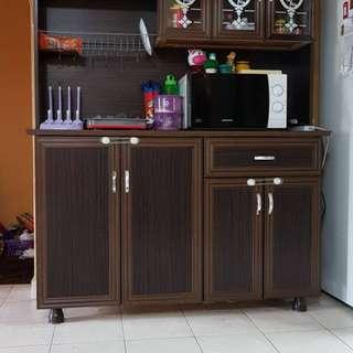 Kabinet dapur/pinggan mangkuk untuk dijual