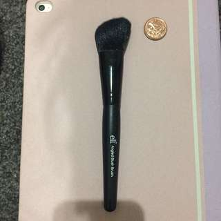 Elf angled blush brush
