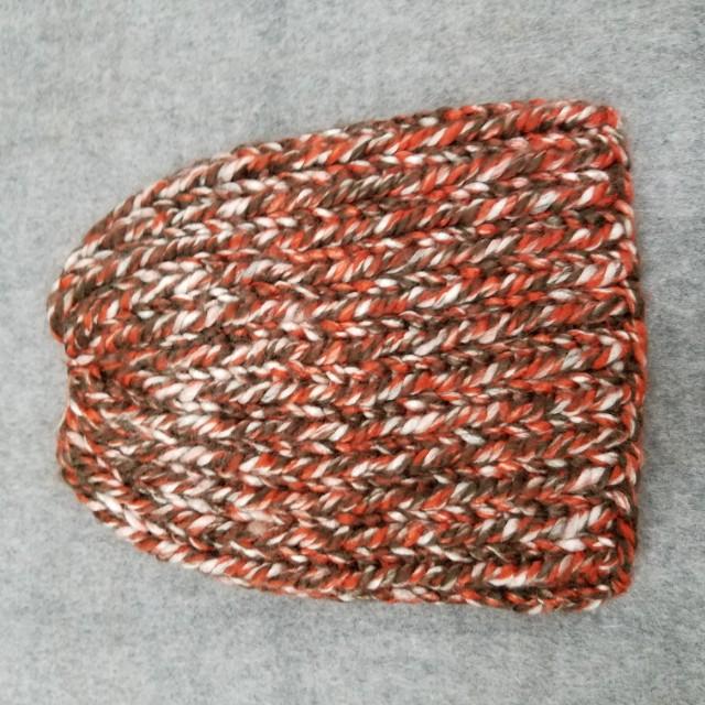 100% handmade hats.
