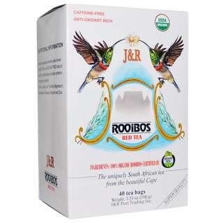 南非博士茶 (美國農業部有機產品認證) Rooibos Tea (USDA Organic)