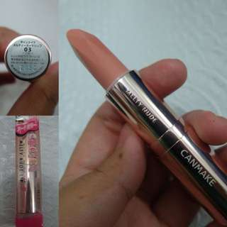 CANMAKE Melty Nude Lip 03 Baby Pink